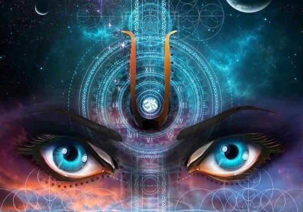 третий глаз открытие