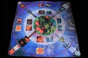 магический круг четырех стихий
