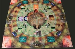 магический круг 17 аркана