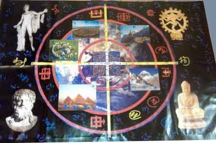 магический круг боевой магии
