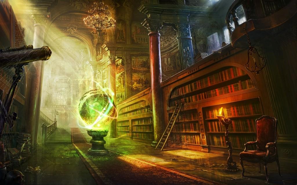 магическое обучение