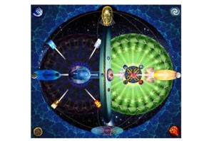 Магический круг Смена Циклов