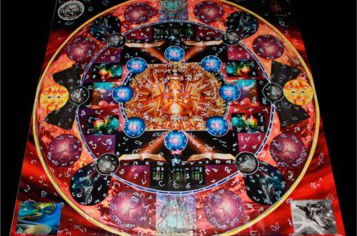 магический круг для сборки личности