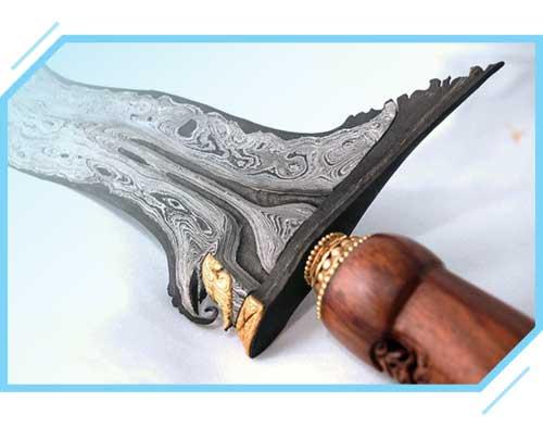 Крис артефакт - магическое оружение с небес