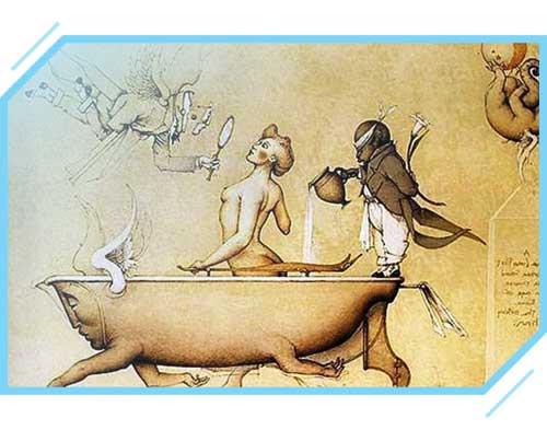 ритуал очищения энергетики, принятие ванны
