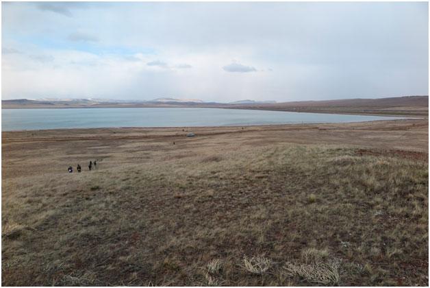 озеро шаманов