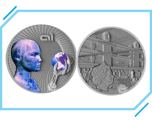 Магия коллекционных монет