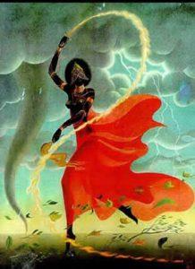 Ойа - Богиня Ветра