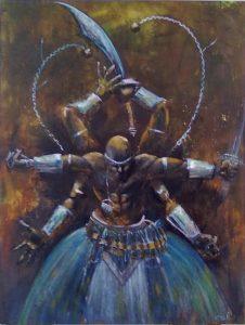 Огун - Бог Войны