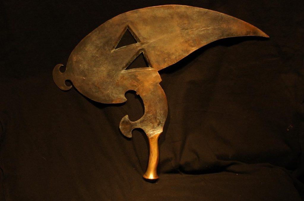 Церемониальный нож «муселе»