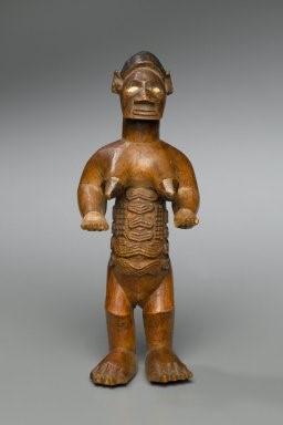 Ритуальная женская статуэтка (Beembe)
