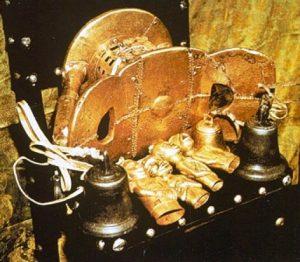 Золотой трон Ашанти