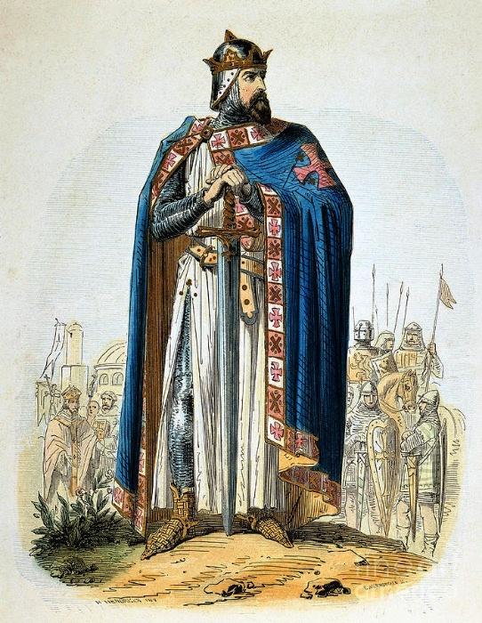 Герцог Готфрид Бульонский (Буйонский)