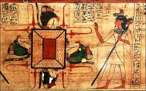 Древнеегипетская алхимия