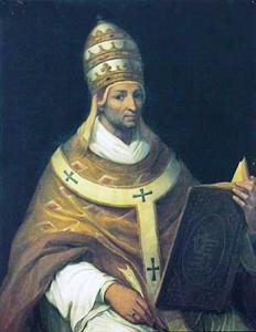 Папа Иоанн XXII запретил алхимию в Италии