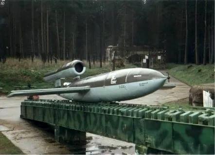 Ракета ФАУ-1 Германия 1944 г.