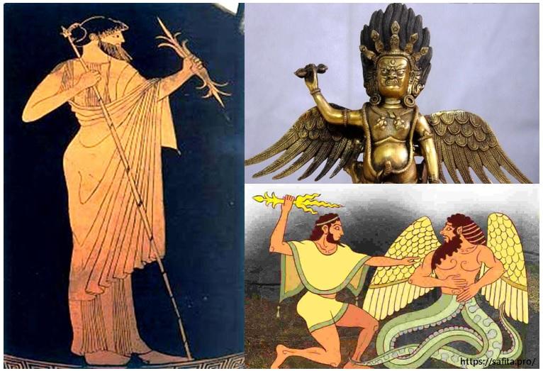 Ваджра - оружие Богов