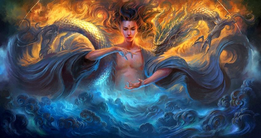 гипермозг-дракон-магия