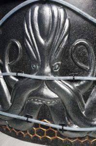 осьминог атлантов