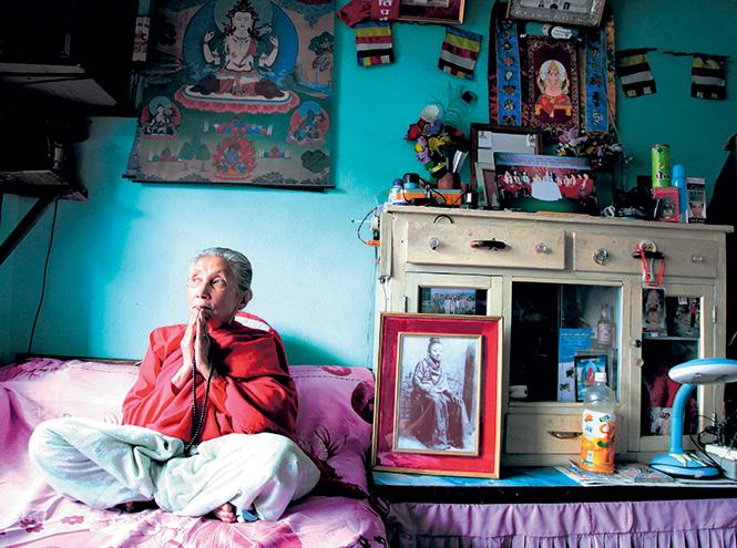 самая старая кумари непал
