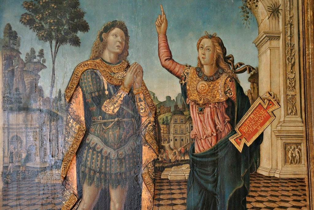 Сивиллы и книги их пророчеств